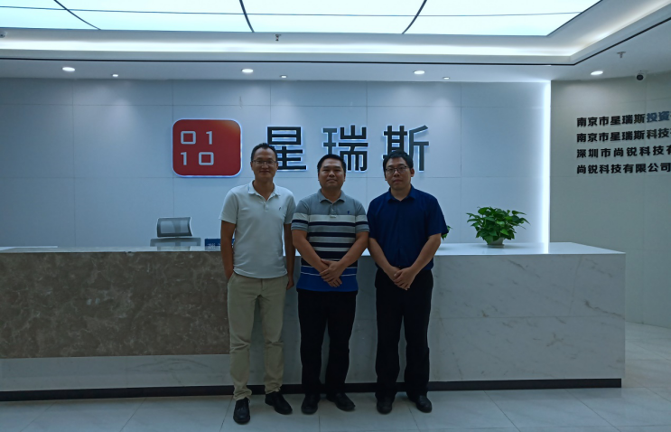 Professor of Southeast University interview with Nanjing Thinkrace, join hands with smart technology to create a healthy and better life